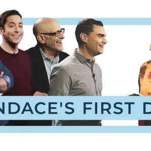 Candace's First Day at The Daily Wire!