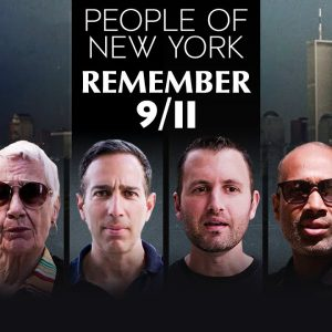 New Yorkers Reflect on 9/11 20 Years Later