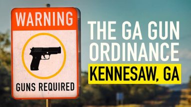 A Georgia Town Required Everyone to Own a Gun. Here's What Happened.