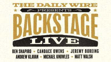 Daily Wire Backstage: Live at the Ryman