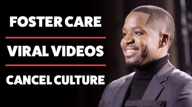 From Foster Care to Viral Political Commentator   Terrence K. Williams