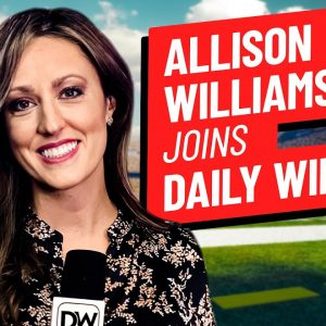 The Daily Wire Signs Ousted ESPN Sportscaster Allison Williams Who RESISTED Vaccine Mandate