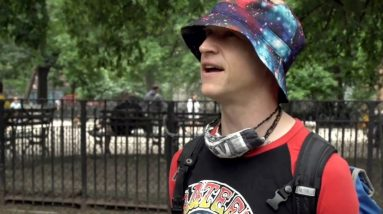 These New Yorkers Think Global Warming Caused COVID